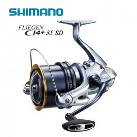 Mulinello Shimano Fliegen Ci4+ 35 SD