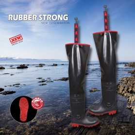 Stivali Outdoor Rubber Strong