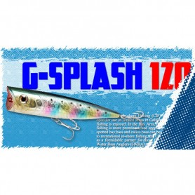 G-SPLASH 120 - Lucky Craft