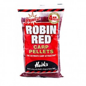 Robin Red Carp Pellets 4mm  - Dynamite Baits