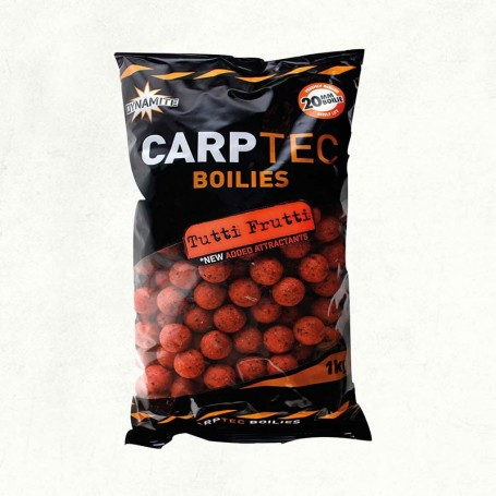 BOILIES CARPTEC TUTTI FRUTTI  - Dynamite Baits