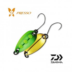 Daiwa Presso Lupin area game spoon