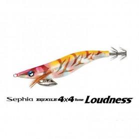 Sephia Egixile 4x4 Loundness - SHIMANO
