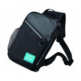 Sling Shoulder Bag Black - SHIMANO