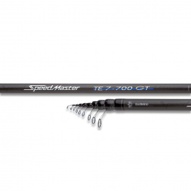 SHIMANO SPEEDMASTER TELESCOPIC GT 7