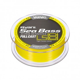 Avani Sea Bass Super Sensitive LS8 Full Cast - VARIVAS