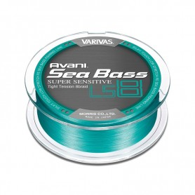 Avani Sea Bass Super Sensitive LS8 - VARIVAS