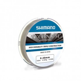 SHIMANO - Technium Invisitec 300 metri