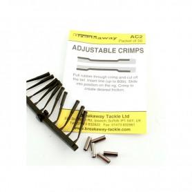 Adjustable Crimps - BREAKAWAY