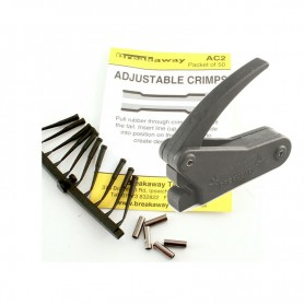 Adjustable Crimps KIT - BREAKAWAY