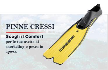 Pinne Cressi